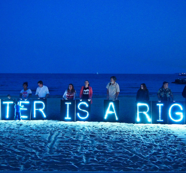 Water Is A Right