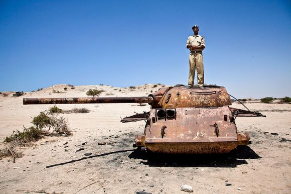 "Foto: Paul Patrick Børhaug. Fra serien ""Somaliland - An Unrecognised Success Story""."